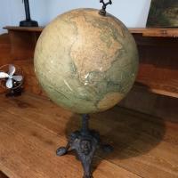 00000 globe terrestre napoleon 3