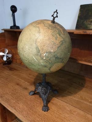 Globe Napoléon III