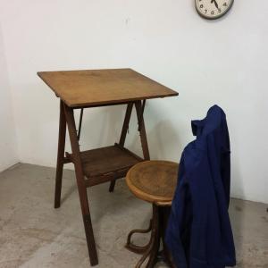 0001 table a dessin d architecte