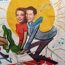 Affiche de Ciné USA 50s