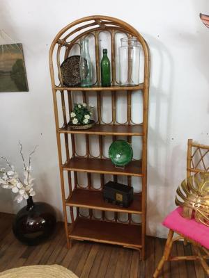 01 bibliotheque en bambou