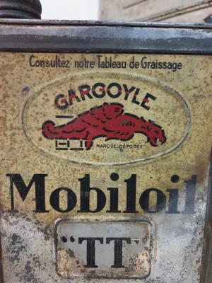 Bidon MOBILOIL