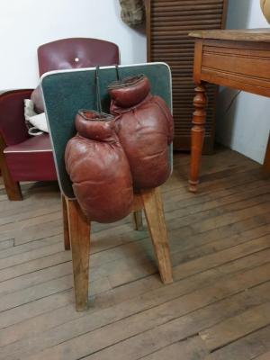 01 gants de boxe