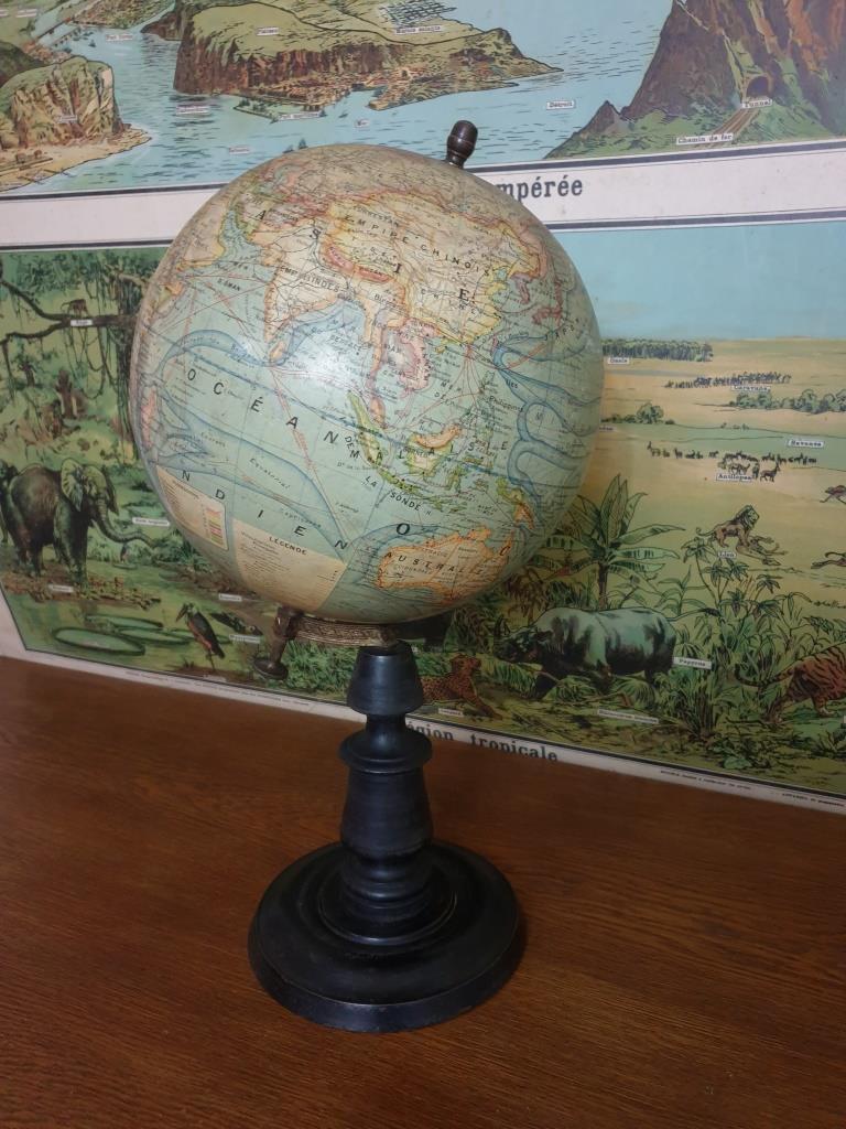01 globe terrestre nap 3