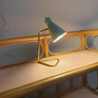 01 lampe cocotte verte pastel