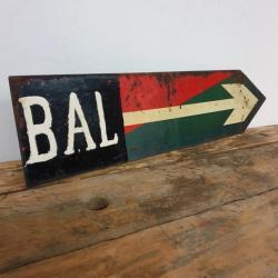 Pancarte BAL