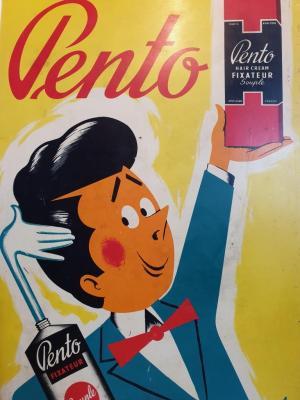 Plaque PENTO