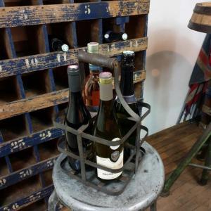01 porte bouteilles 4 bouteilles