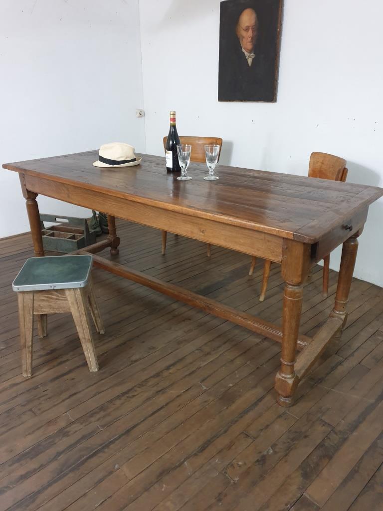 01 table de ferme 1