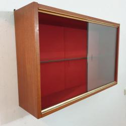 01 vitrine murale