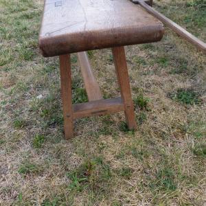 06 table de ferme avec bancs