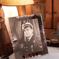Photo vintage d'aviateur