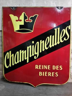 Plaque CHAMPIGNEULLES