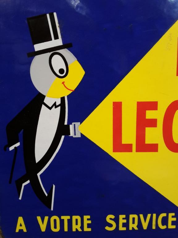 Plaque LECLANCHE