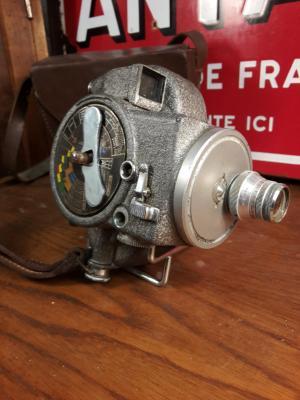 Caméra de poing