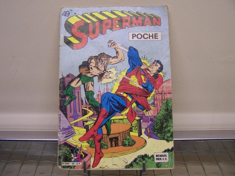 Comics SUPERMAN