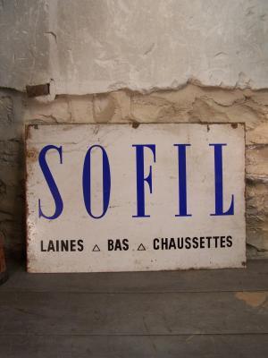 Publicité SOFIL