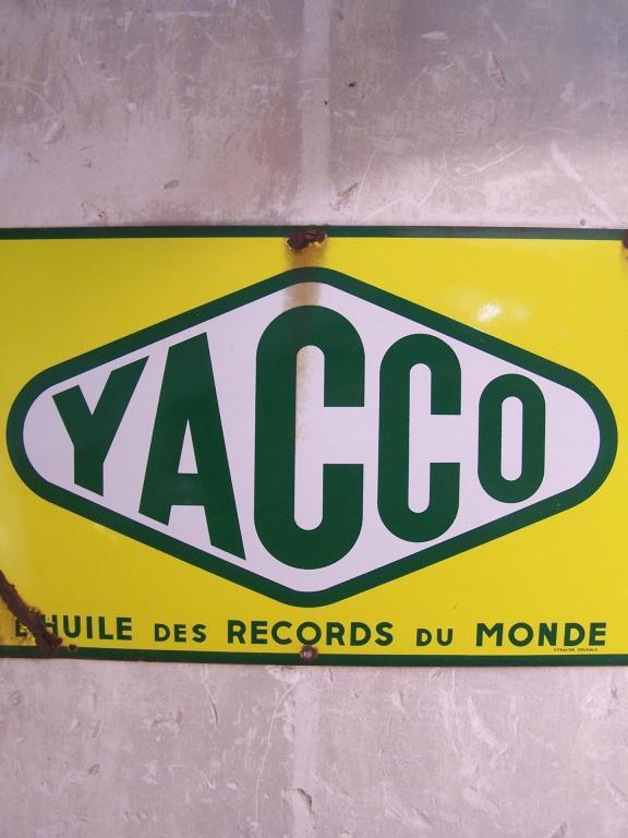 Plaque YACCO