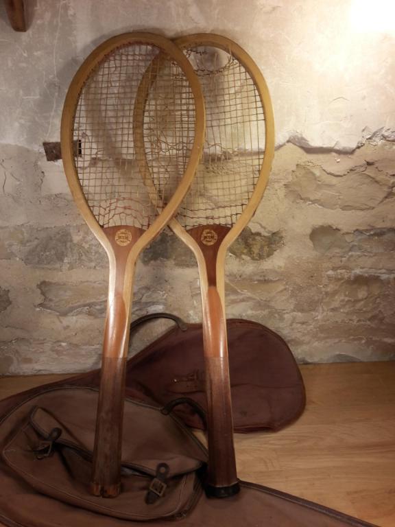 Raquettes de Tennis 40