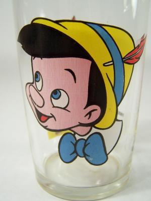 Verre Pinocchio