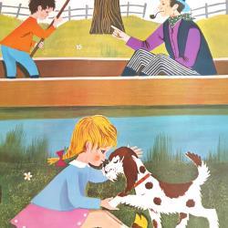 Affiche Daniel & Valérie