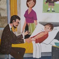 1 affiche docteur chadeleur crepe