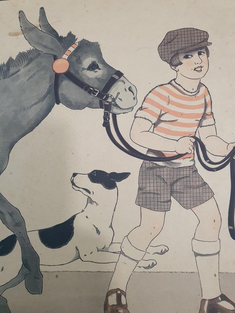 1 affiche kuhn regnier l ane