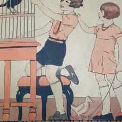 Affiche d'école Kuhn & Régnier