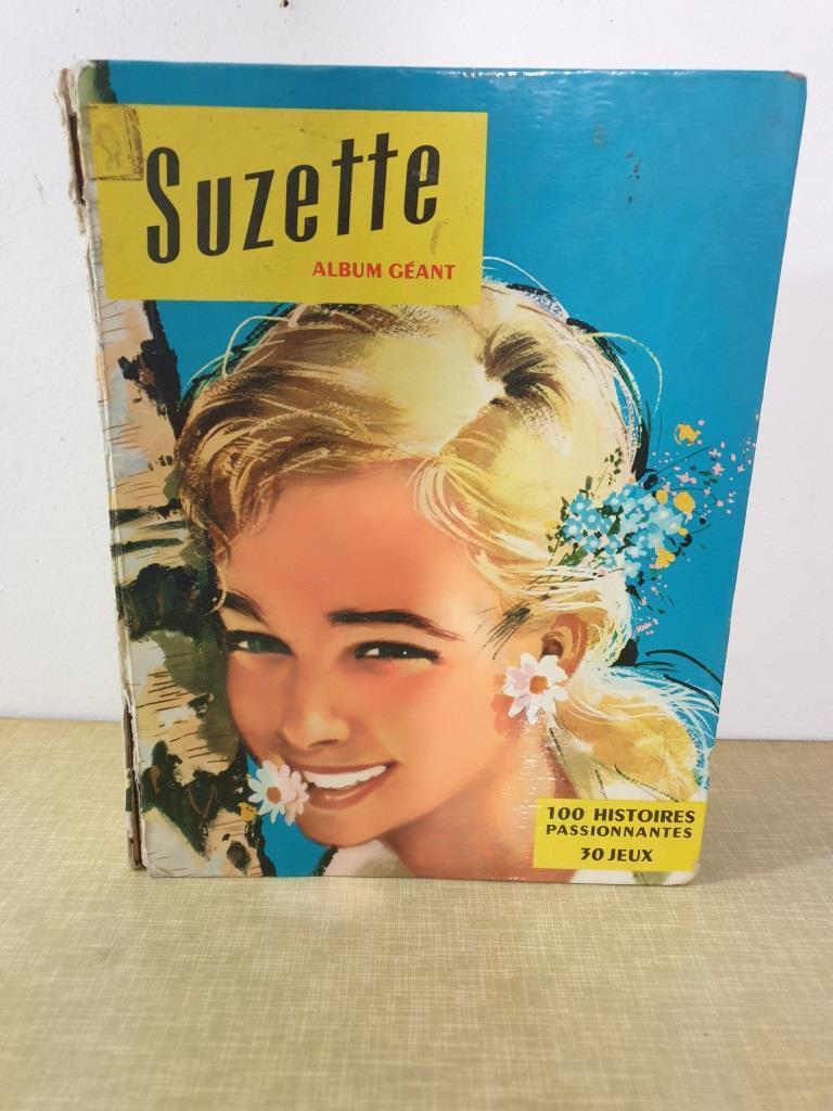 1 album de suzette