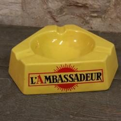 Cendrier AMBASSADEUR