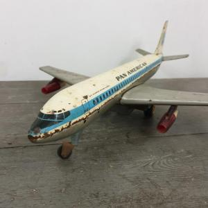1 avion boeing pan american