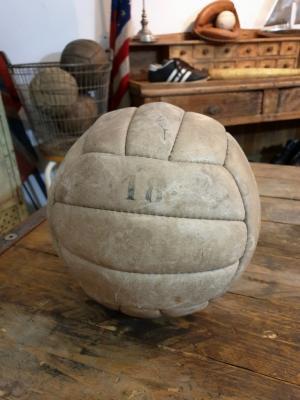 1 ballon de foot signe