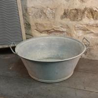 1 bassin galva