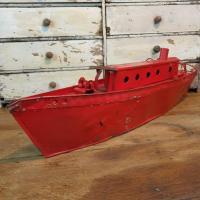 1 bateau de pompier