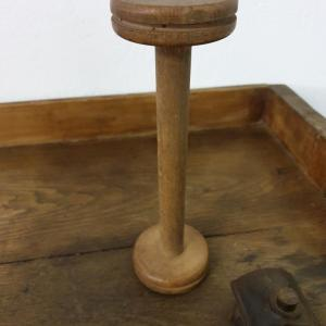 1 bobine de fil en bois 1