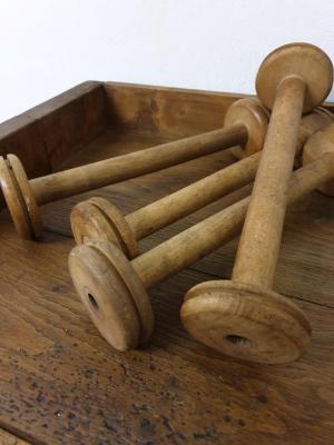 Bobine en bois