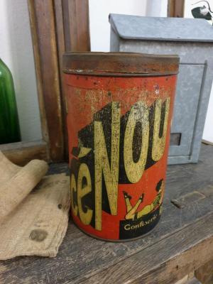 Boite Confiserie CENOU