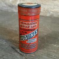 1 boite de rustines ronde