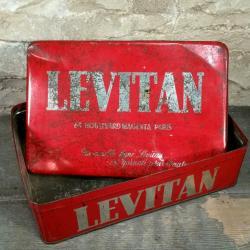 Ancienne boite LEVITAN