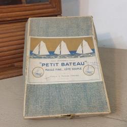 Boite Petit Bateau