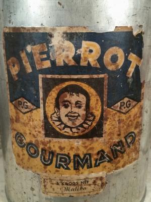 Boite Pierrot Gourmand