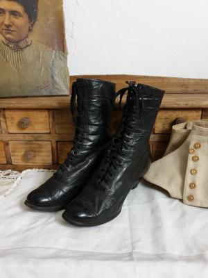 Chaussures 19ème