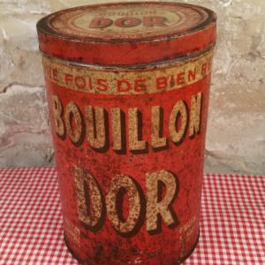 1 bouillon dor