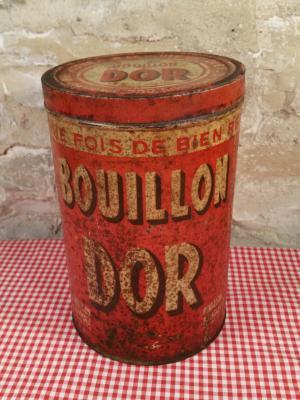 Boite de bouillon DOR