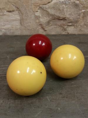 Boules de Billard