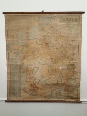 Ancienne Carte de France