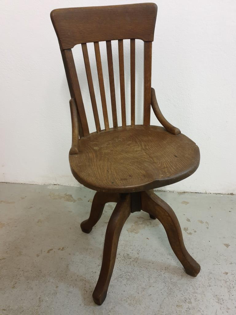 1 chaise de banquier