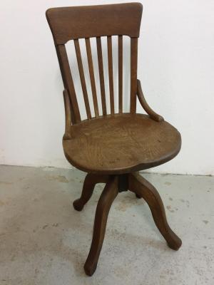 Chaise de bureau américain