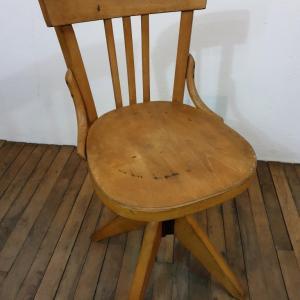 1 chaise de bureau baumann