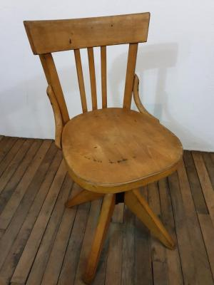 Chaise de bureau BAUMANN